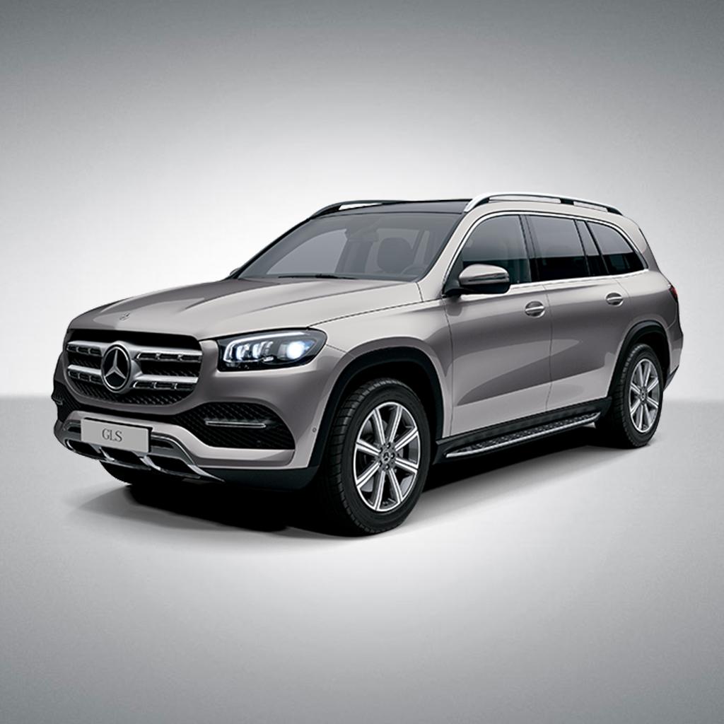 Mercedes Benz Gls >> Mercedes-Benz GLS 見積シミュレーション